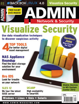 ADMIN Network & Security #24 Nov/Dec 2014