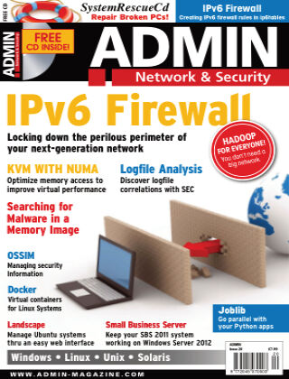 ADMIN Network & Security #20 Mar/Apr 2014