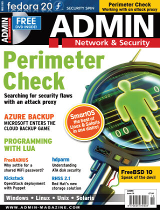 ADMIN Network & Security #19 Jan/Feb 2014