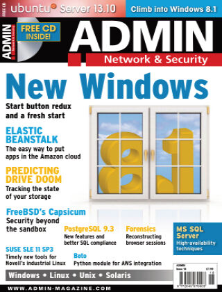 ADMIN Network & Security #18 Nov/Dec 2013