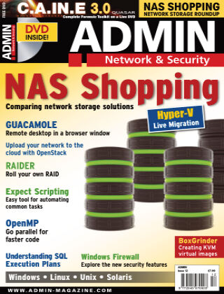 ADMIN Network & Security #12 Nov/Dec 2012