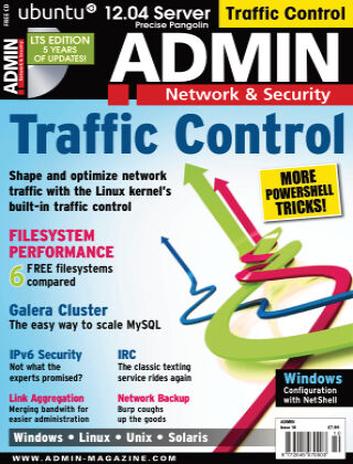 ADMIN Network & Security #10 Jul/Aug 2012