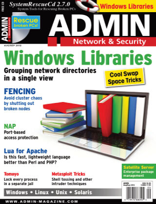 ADMIN Network & Security #9 May/Jun 2012