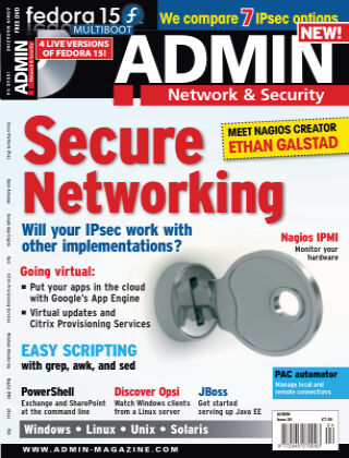 ADMIN Network & Security #4 Summer 2011