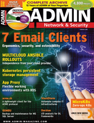 ADMIN Network & Security #65 Sep/Oct 2021