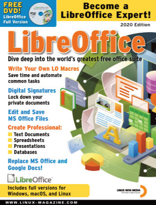 Linux Magazine Special Editions LibreOffice #40