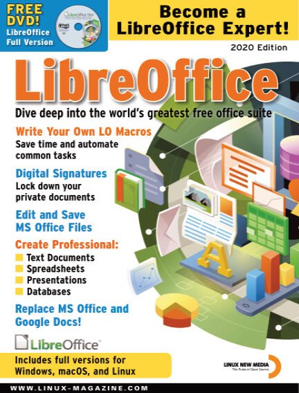 Linux Magazine Special Editions January 11, 2021 00:00