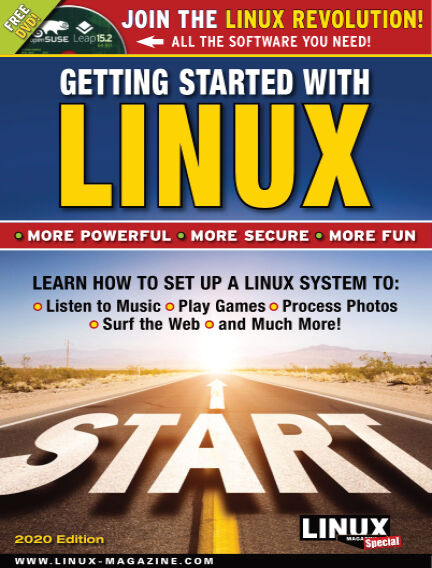 Linux Magazine Special Editions August 14, 2020 00:00