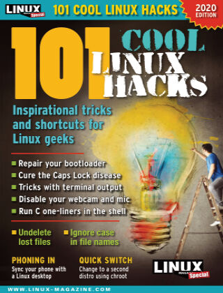 Linux Magazine Special Editions 101 Linux Hacks #38
