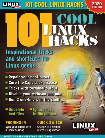 Linux Magazine Special Editions February 21, 2020 00:00