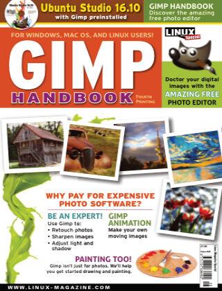 Linux Magazine Special Editions GIMP Handbook #28