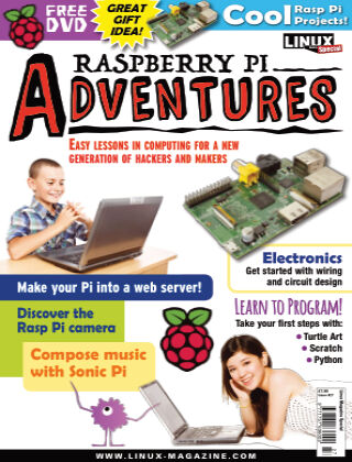 Linux Magazine Special Editions Raspberry Pi Adven