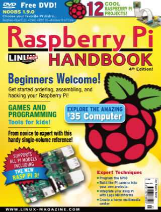 Linux Magazine Special Editions Raspberry Pi Hdbk