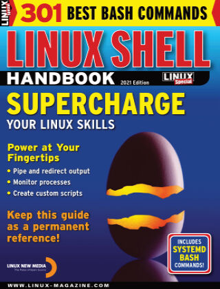 Linux Magazine Special Editions Shell Handbook #41