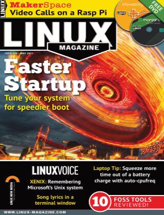 Linux Magazine #246: May 2021