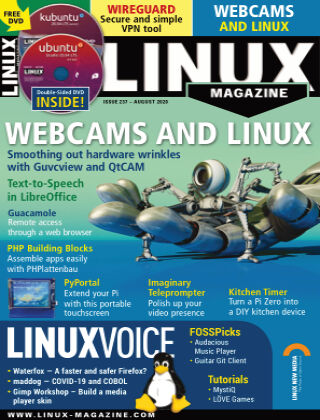Linux Magazine #237: August 2020