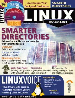 Linux Magazine #236: July 2020