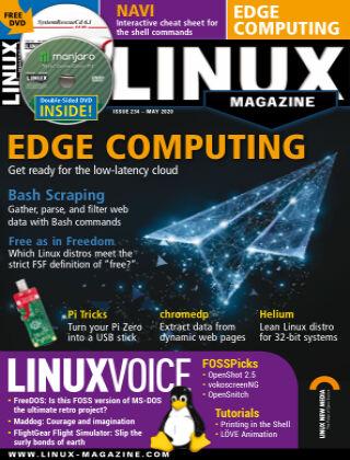 Linux Magazine #234: May 2020