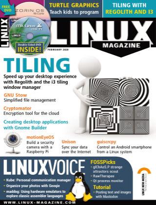 Linux Magazine #231: February 2020