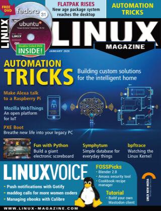 Linux Magazine #230: January 2020