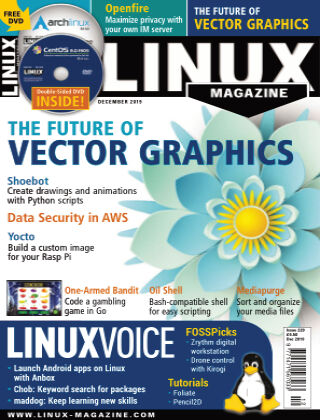 Linux Magazine #229: December 2019