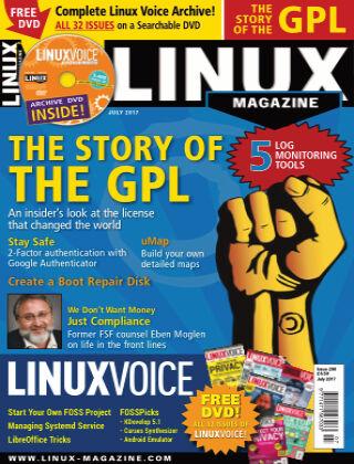 Linux Magazine #200: July 2017