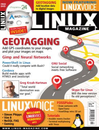 Linux Magazine #193: December 2016