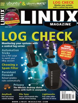 Linux Magazine #188: July 2016