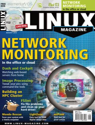Linux Magazine #177: August 2015