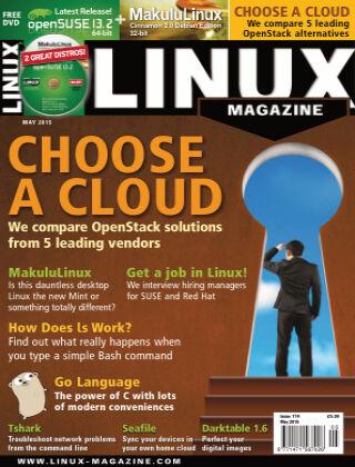 Linux Magazine #174: May 2015