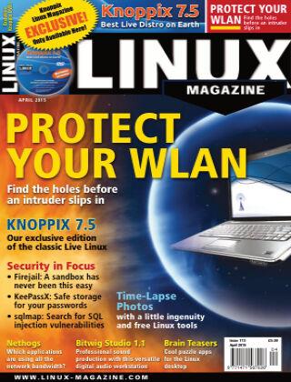 Linux Magazine #173: April 2015