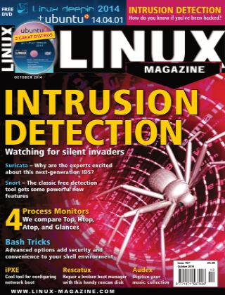 Linux Magazine #167: October 2014