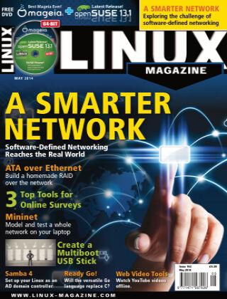 Linux Magazine #162: May 2014