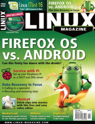 Linux Magazine #159: February 2014