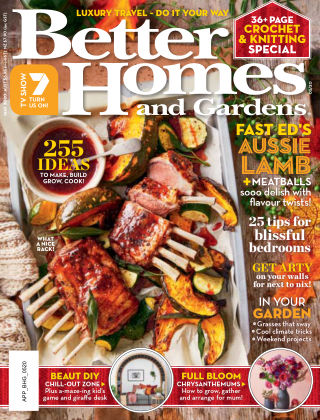 Better Homes and Gardens (Australia) May 2020