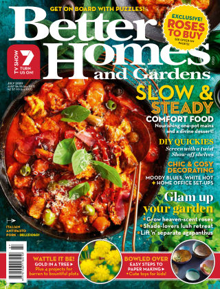 Better Homes and Gardens (Australia) July 2020