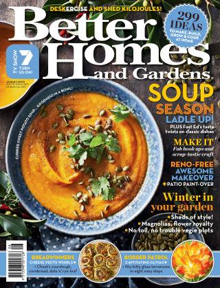 Better Homes and Gardens (Australia) August 2020