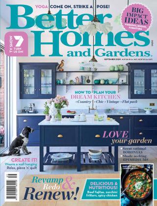 Better Homes and Gardens (Australia) September 2020