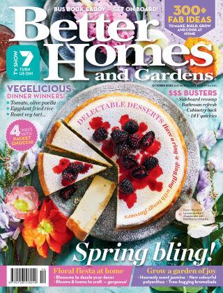 Better Homes and Gardens (Australia) October 2020
