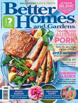Better Homes and Gardens (Australia) November 2020