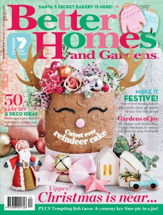 Better Homes and Gardens (Australia) December 2020