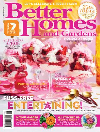 Better Homes and Gardens (Australia) January 2020