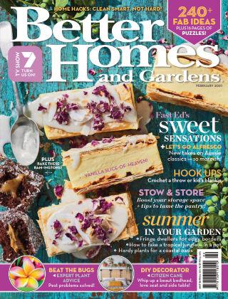 Better Homes and Gardens (Australia) February 2021