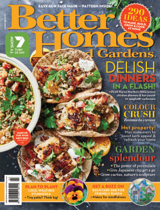 Better Homes and Gardens (Australia) March 2021