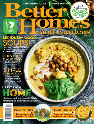 Better Homes and Gardens (Australia) July-21