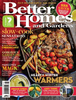 Better Homes and Gardens (Australia) August-21