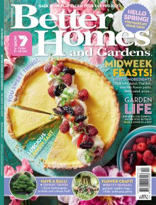 Better Homes and Gardens (Australia) October-21