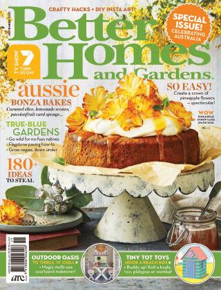 Better Homes and Gardens (Australia) November-21