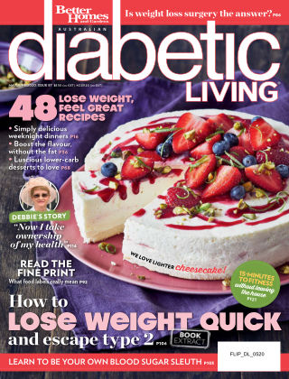 Diabetic Living May 2020
