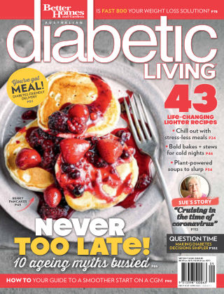 Diabetic Living Sept - Oct 2020